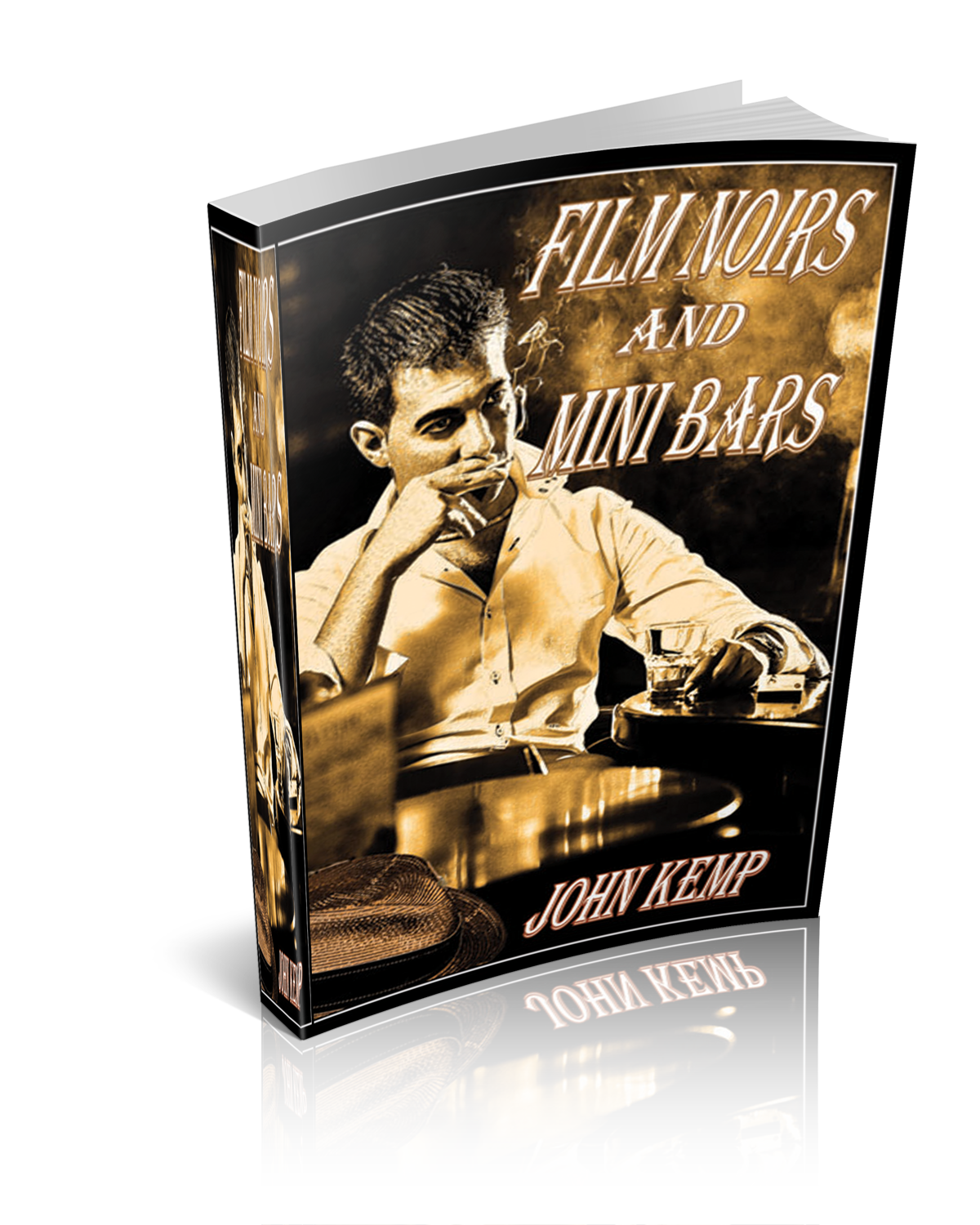 3D Film Noirs cover image